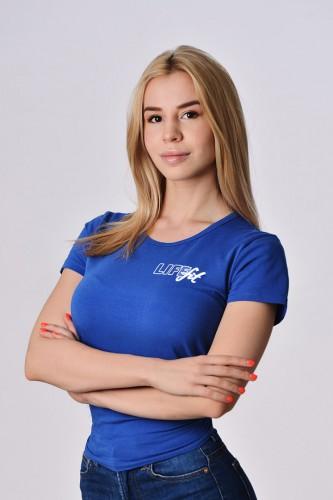 Елизавета Апсалямова