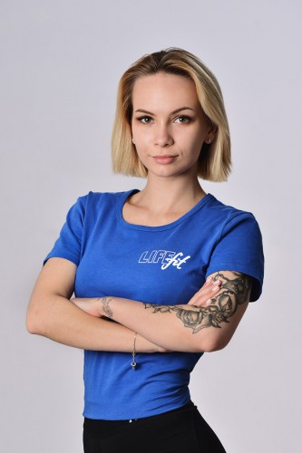 Вероника Яговкина