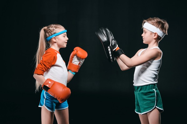 Бокс интеллектуалов