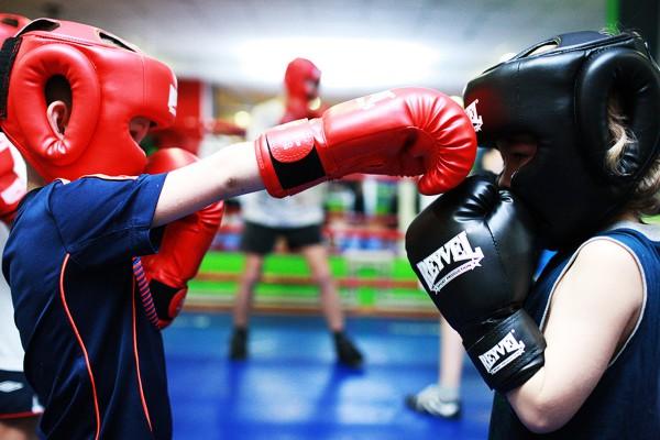Детский тайский бокс